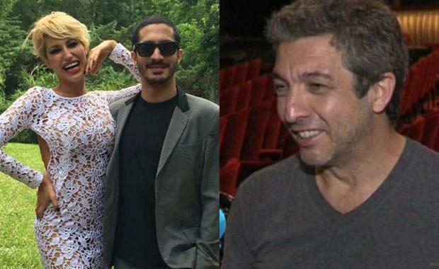 La reacción de Ricardo Darín ante la buena onda entre su hijo y Vicky Xipolitakis: ¡el video!