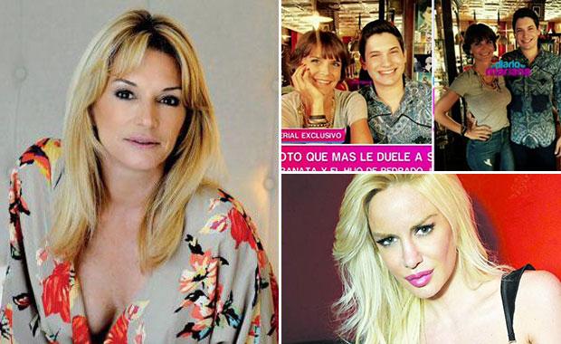 Yanina Latorre reveló por qué los hijos de Martín Redrado prefieren a Amalia Granata sobre Luciana Salazar