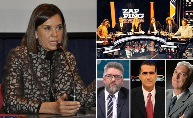 El informe de Zapping que provocó un escándalo interno con Antonio Laje y Luis Novaresio