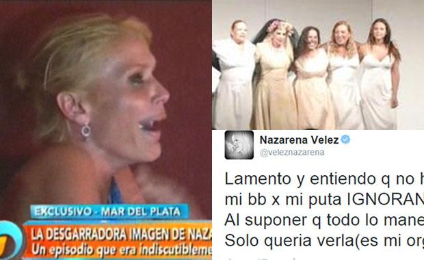 El fuerte mea culpa de Nazarena Vélez tras las críticas que recibió por quebrarse en la obra de Barbie