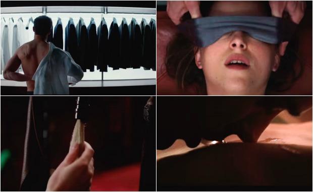 El trailer más caliente de 50 sombras de Grey: ¡Mirá!