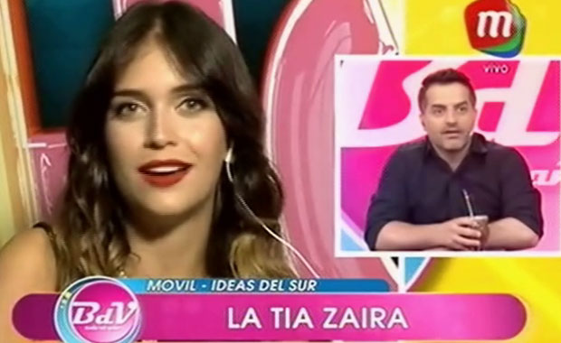 Zaira Nara habló del nacimiento de Francesca, su sobrina