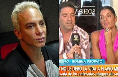 Romina Propato contó el motivo de su pelea con Mendoza y agregó: