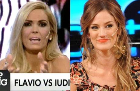 Viviana Canosa le dio un palito a Paula Chaves: