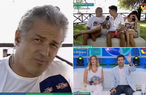 Ivo Cutzarida se enfureció con Este es el show por las preguntas que le hacían