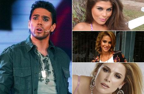 Gran parte del elenco de Bañeros, ¿afectado por un virus?:  Alé, Loly, Palmiero y Escudero con malestares físicos
