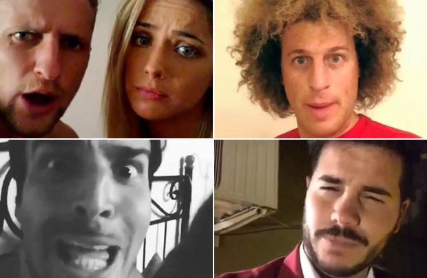 Dubsmash: Dante Spineta, Magaldi, Colazo y más famosos se sumaron a la app furor
