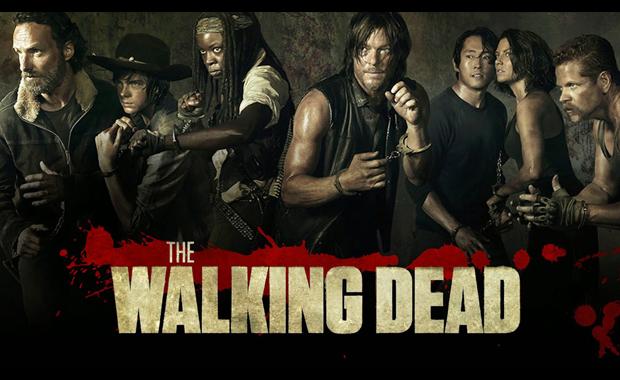 Los primeros minutos de la segunda parte de la quinta temporada de The Walking Dead