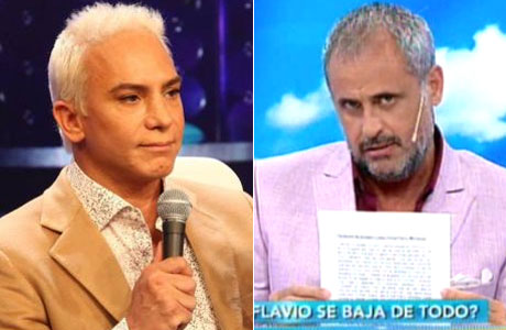 Jorge Rial a Flavio Mendoza: