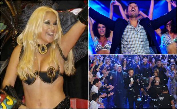 Verónica Ojeda fue reconfirmada para el Bailando 2015