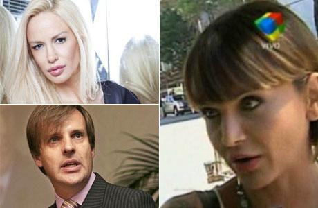 Amalia Granata, punzante con Salazar: