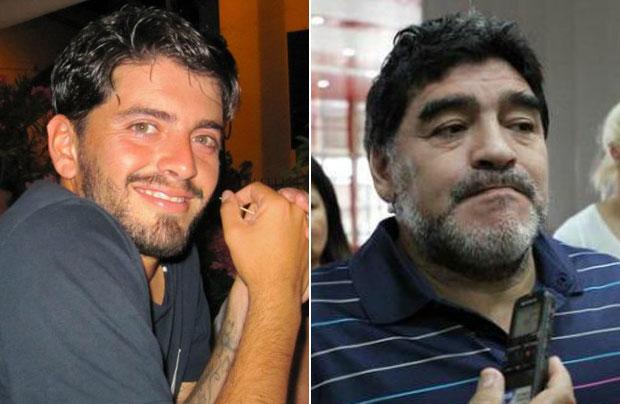 Maradona y Junior, ¿se reunirán en junio en Argentina?