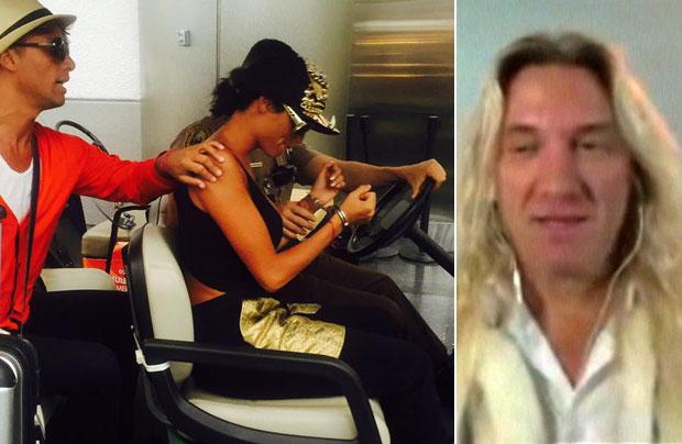 Los indicios del supuesta falso arresto de Vicky Xipolitakis en Miami