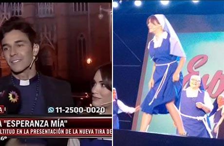 Así fue la gran presentación de Esperanza Mía en La Plata: la palabra de sus protagonistas en Telenoche