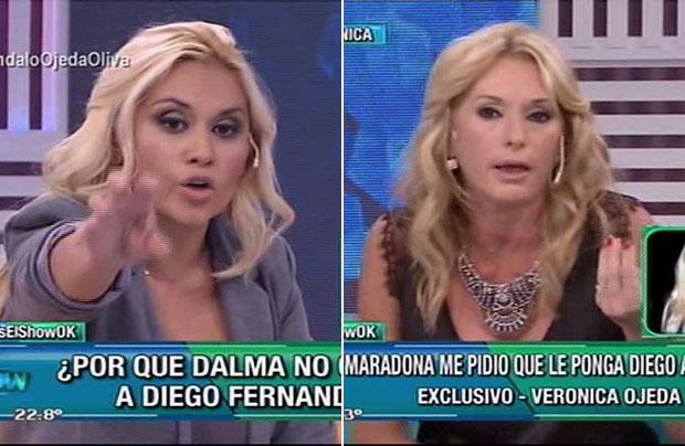 Verónica Ojeda llamó para refutar a Yanina Latorre: