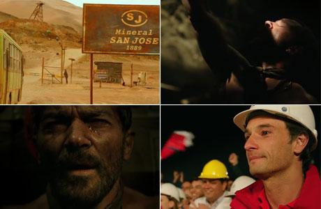 Trailer de Los 33, la película que protagonizó Antonio Banderas