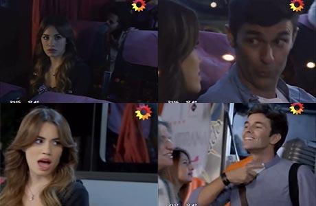 Así fue el comienzo de Esperanza Mía y el primer encuentro entre Lali Espósito y Mariano Martínez: mirá el video
