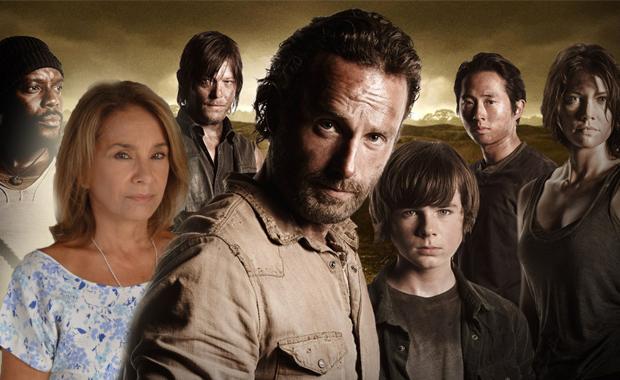 Selva Aleman le dijo  no  a The Walking Dead: escuchá cómo fue la propuesta