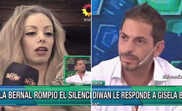 Ariel Diwan volvió a disparar contra Gisela Bernal en Este es el Show