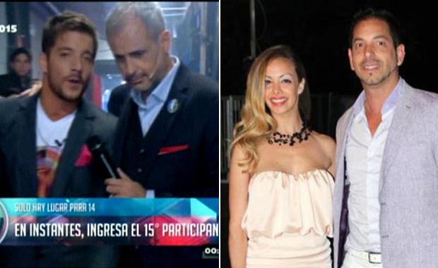 ¡Bomba! Francisco Delgado, el presunto padre biológico del hijo de Gisela Bernal en Gran Hermano 2015