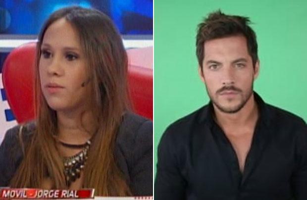 Habló Bárbara Silenzi, la exmujer de Francisco Delgado, el posible padre del hijo de Gisela Bernal