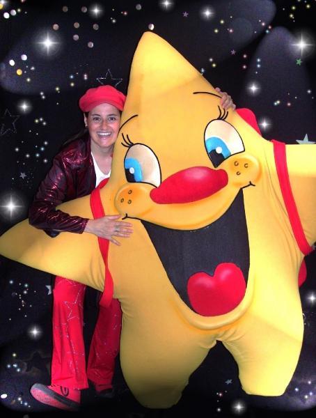 Rosana  Sardi y La Estrella Mochilera