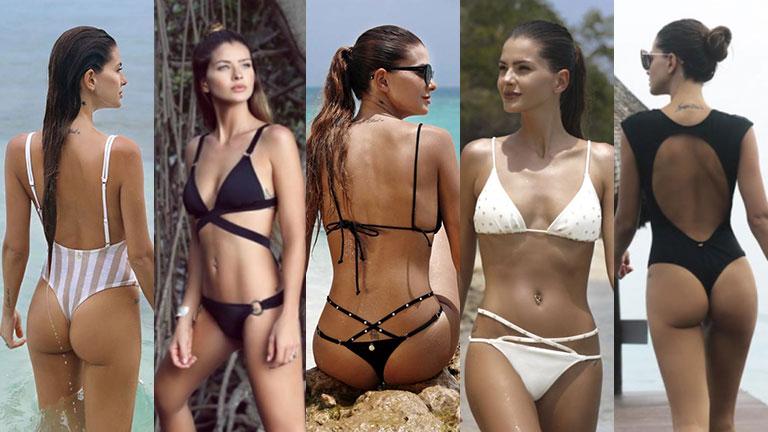 Hot women china bikini