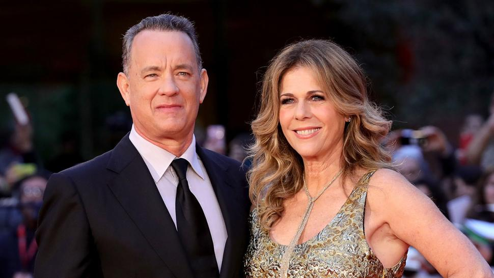 Image result for Tom Hanks y Rita Wilson