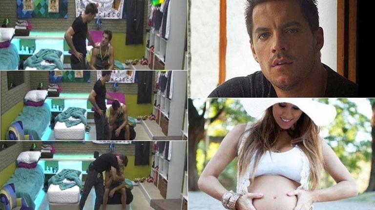 Francisco Delgado, angustiado por las complicaciones en el embarazo de su exnovia