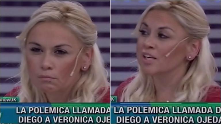 Verónica Ojeda contó la violenta discusión que tuvo con su ex en Este es el show