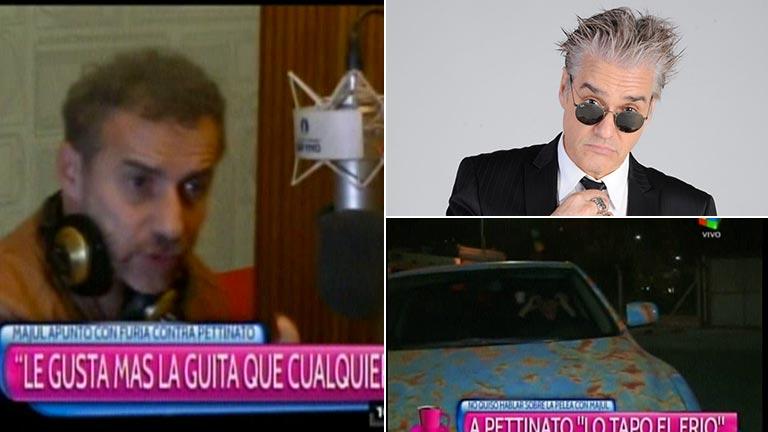 ¡Inesperado! El dardo de Luis Majul a Roberto Pettinato por volver a Duro de domar en radio: