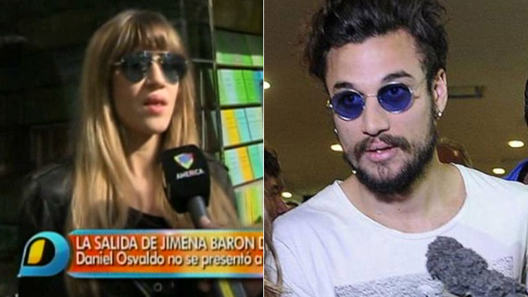 Jimena Barón, tras la primera audiencia judicial con Osvaldo: