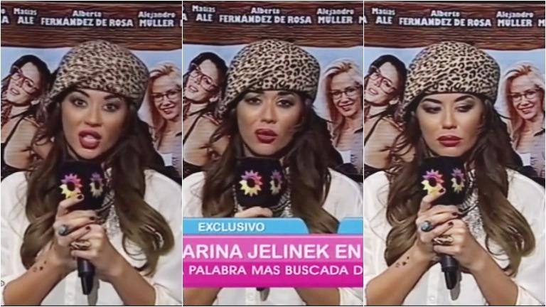 Karina Jelinek y sus frases en El diario de Mariana