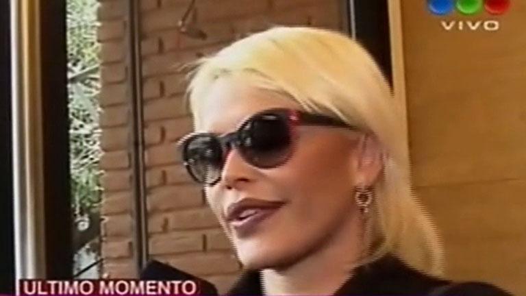 Nazarena Vélez habló de su separación y apuntó contra Laura Bruni