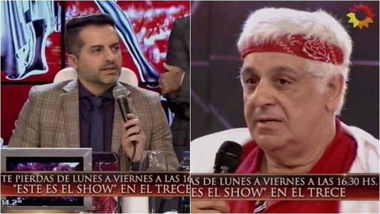 Alberto Samid en ShowMatch
