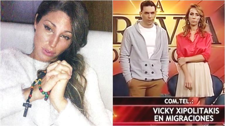 Nuevo escándalo con Vicky Xipolitakis