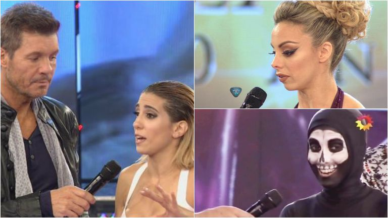 Cinthia Fernández y un ácido comentario contra Gisela Bernal en ShowMatch