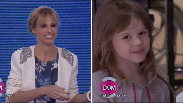 La hija de Mariana Fabbiani le pidió que vaya al Bailando, y la conductora…