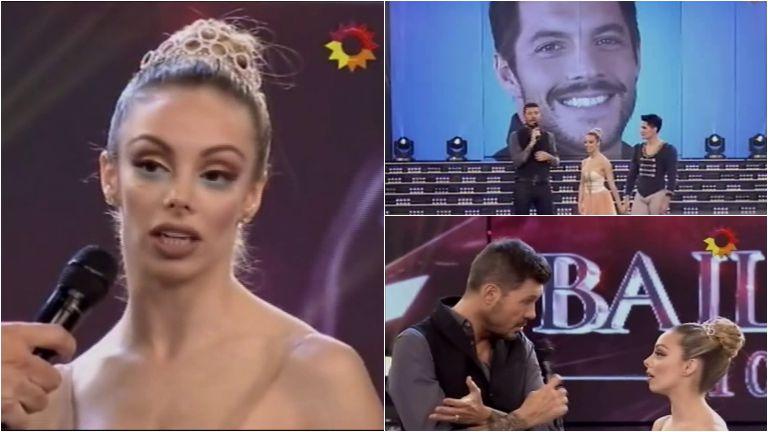 Gisela Bernal habló de Francisco Delgado en ShowMatch