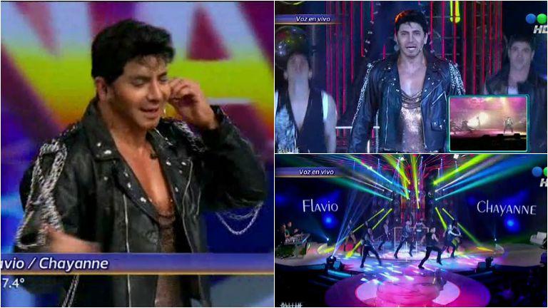 La pintoresca imitación de Flavio Mendoza a Chayanne en Tu cara me suena 2015