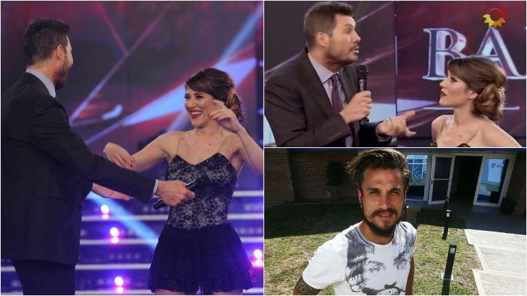 Jimena Barón debutó en Bailando 2015