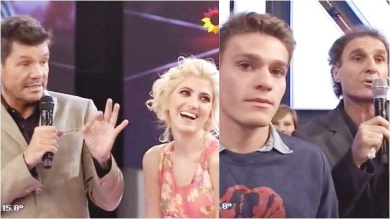 La reacción del padre y el hermano de Candela Ruggeri tras un sorpresivo anuncio de Marcelo Tinelli