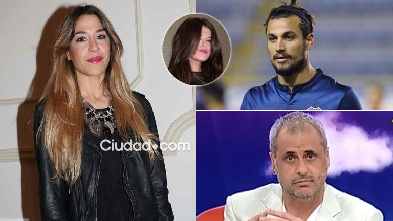 Jimena Barón, tras el cruce de Osvaldo y Rial marcó su postura... ¡y se sorprendió con el tweet sobre Antoniale!