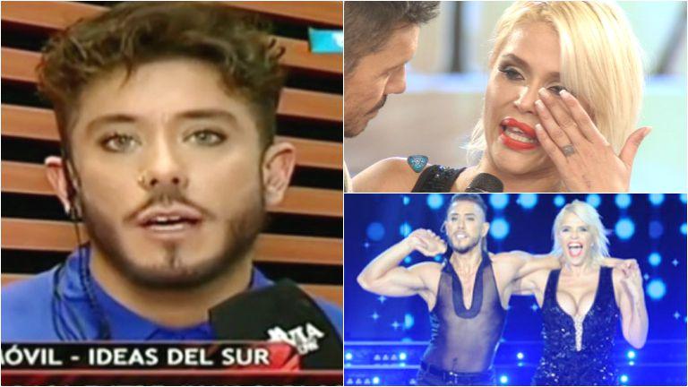 ¿Qué pasa entre Nazarena Vélez y su bailarín, Juan Carlos Acosta?