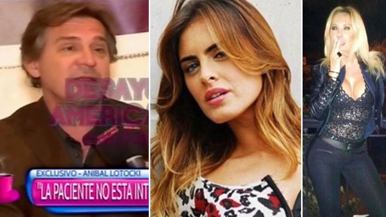 El descargo de Aníbal Lotocki, otra vez denunciado por mala praxis: desmintió la información y apuntó contra Silvina Luna