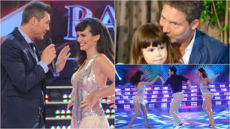 Griselda Siciliani brilló en Bailando 2015