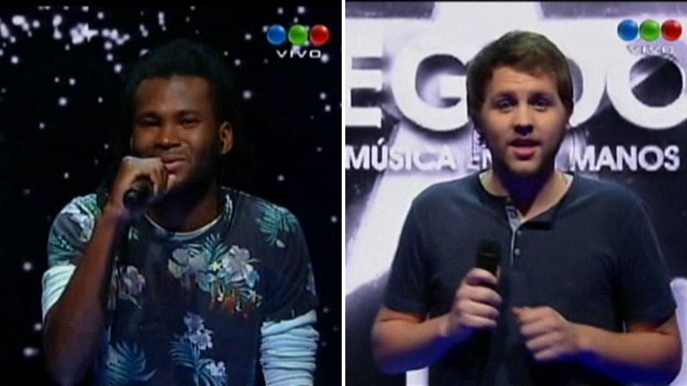 El video de Dodou y Benjamín Marco, los Elegidos que rompieron el aplausómetro del jurado y el público