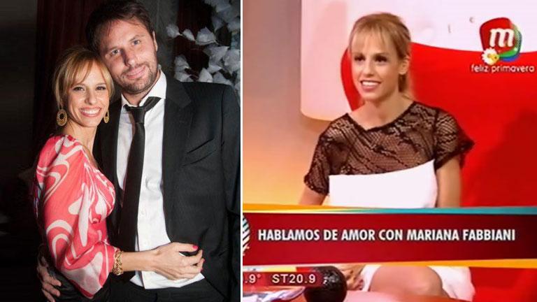 Los celos y los 'permitidos' de Mariana Fabbiani con Mariano Chihade: