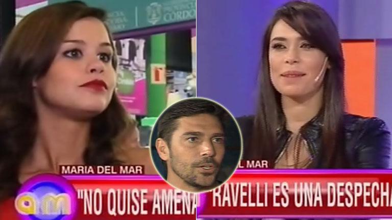 María del Mar arremetió contra Sabrina Ravelli: