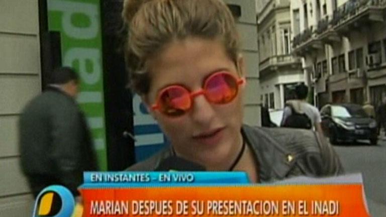 Marian Farjat se disculpó con la comunidad boliviana: